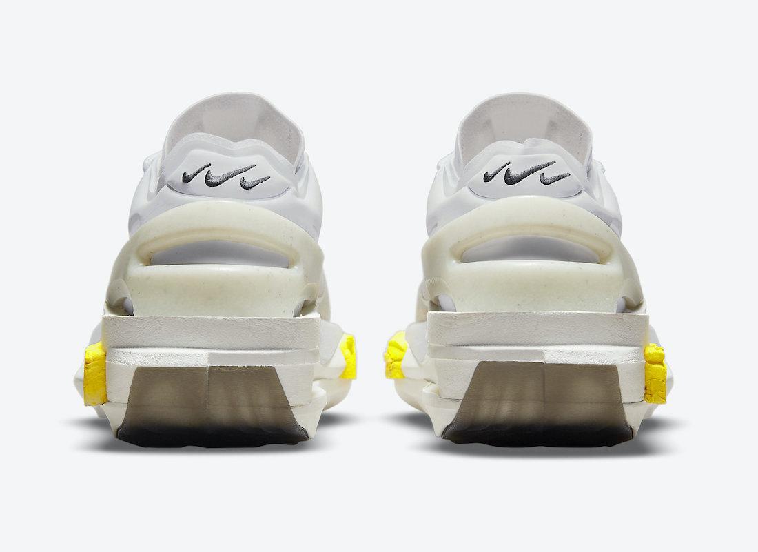 Nike Fontanka Edge White Yellow DB3932-500 Release Date Info