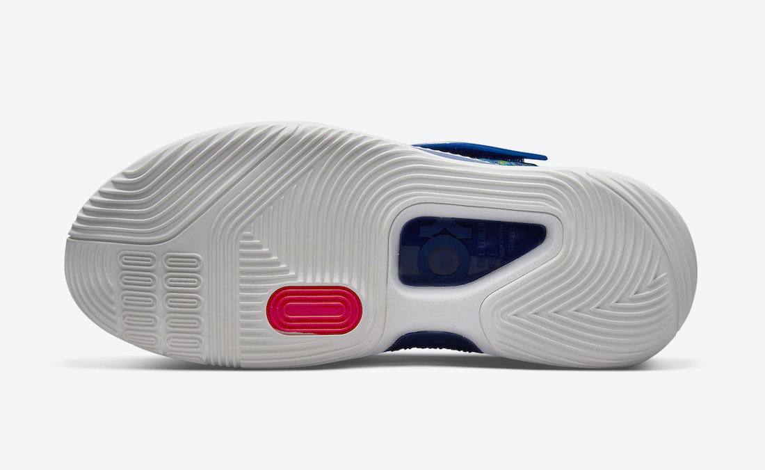 Nike KD 14 Deep Royal CW3935-400 Release Date Info