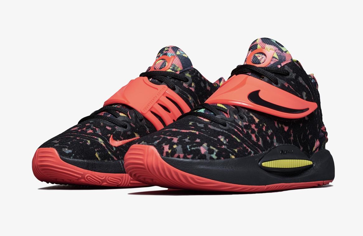 Nike KD 14 Ky-D CZ0170-002 Release Date Info