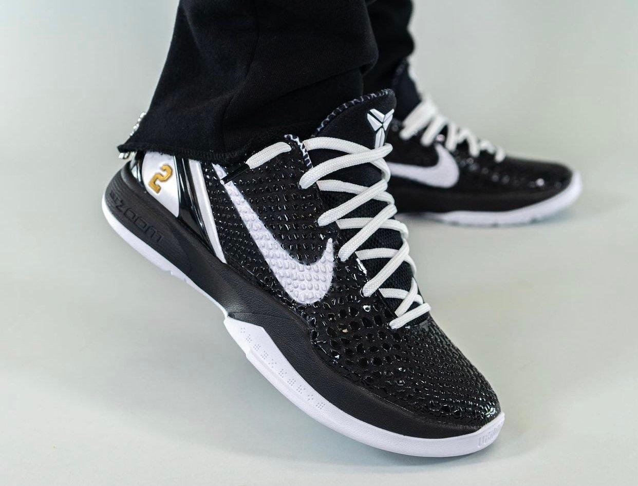 Nike kobe 6 Protro Mamba Forever CW2190-002 On-Feet
