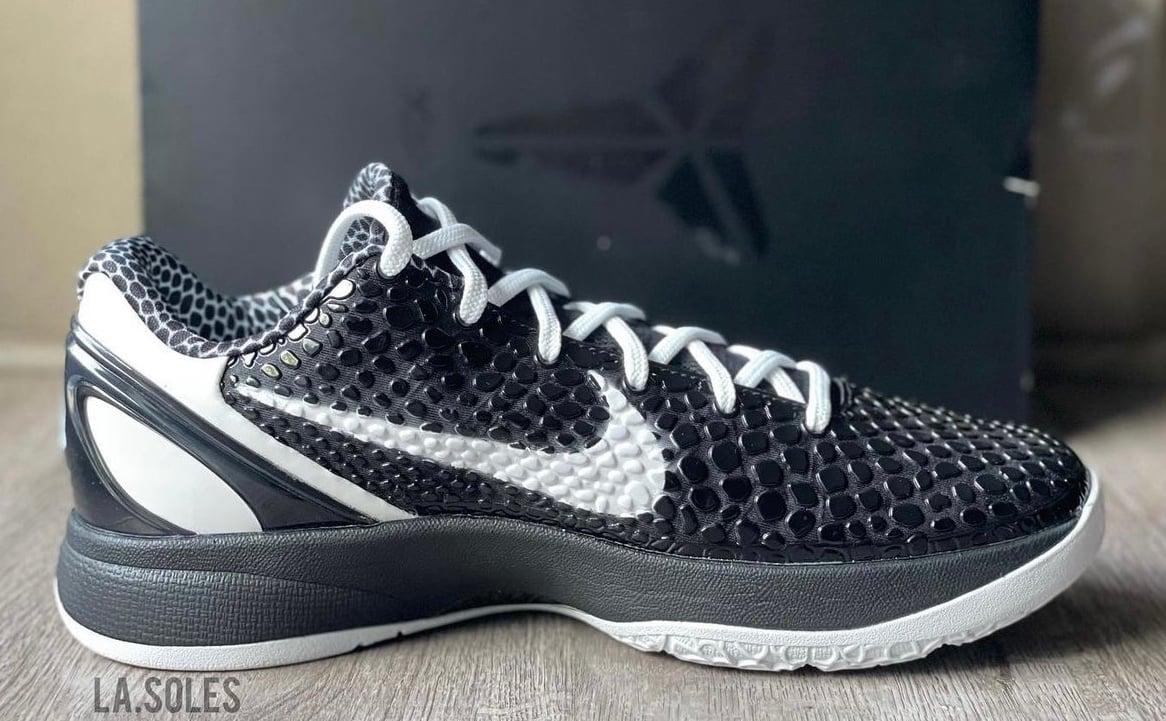 Nike Kobe 6 Protro Mamba Forever CW2190-002 Release Date