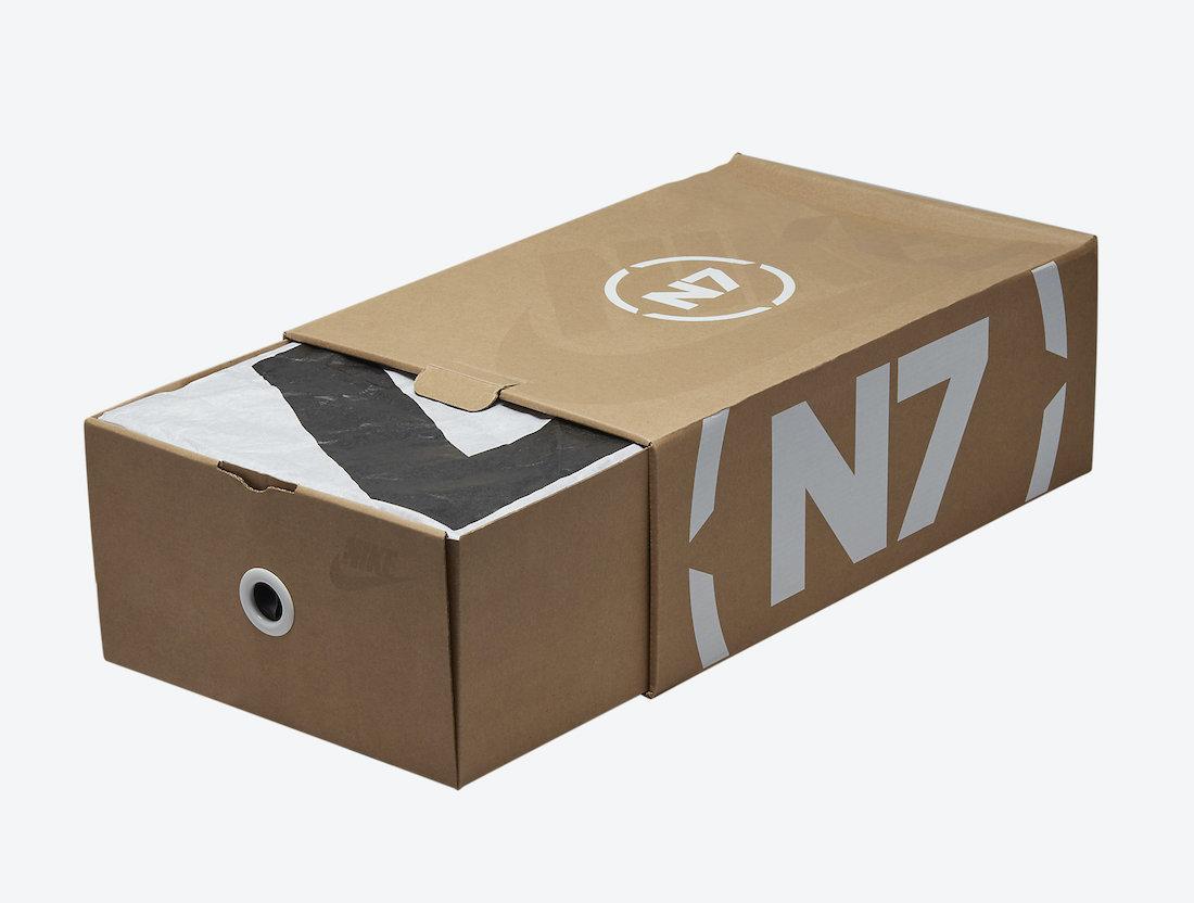 Nike Kyrie Low 4 N7 CW3985-005 Release Date Info