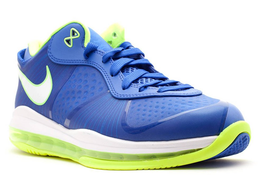 Nike LeBron 8 V2 Low Sprite 2021 Release Date Info