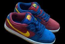 Nike SB Dunk Low Barcelona Release Date Info