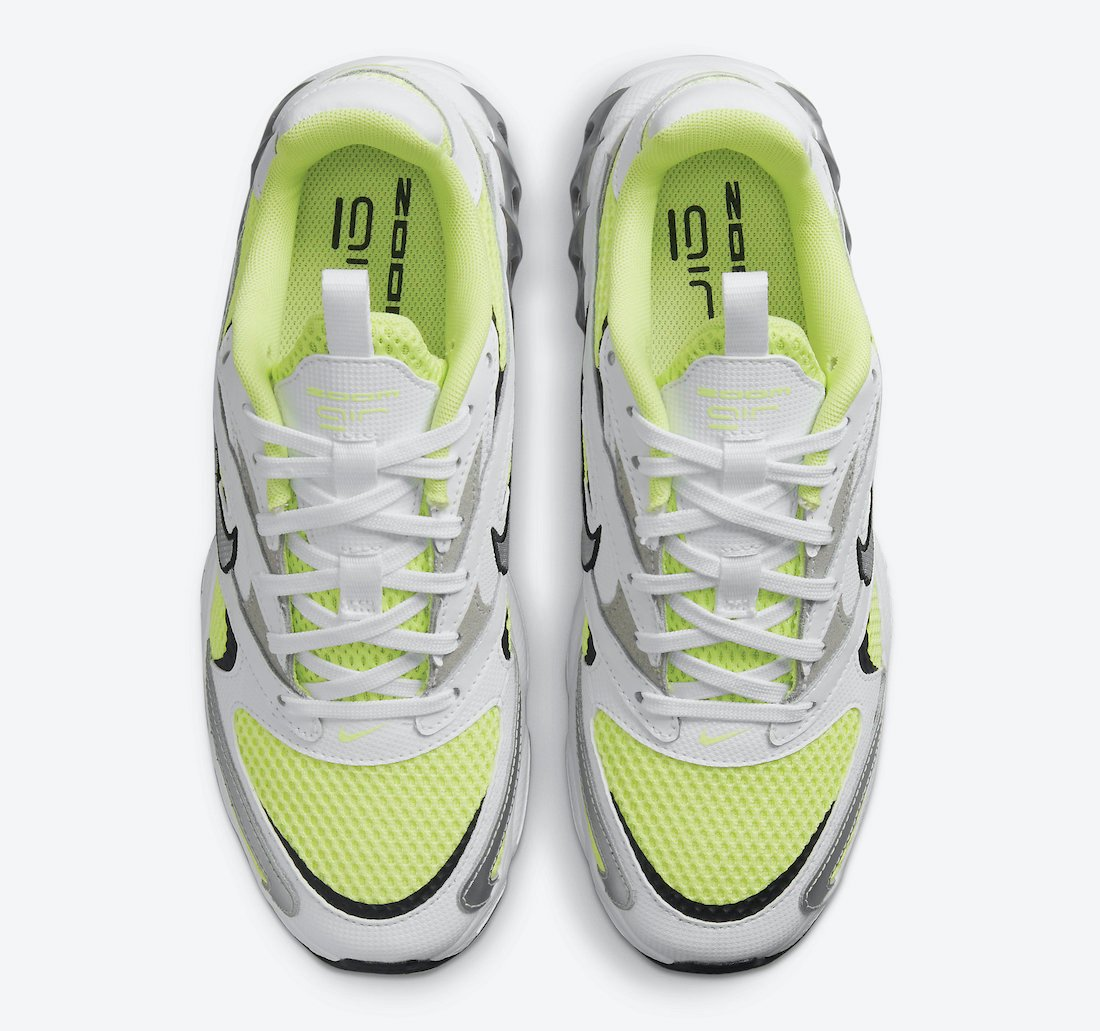 Nike Zoom Air Fire White Volt CW3876-102 Release Date Info