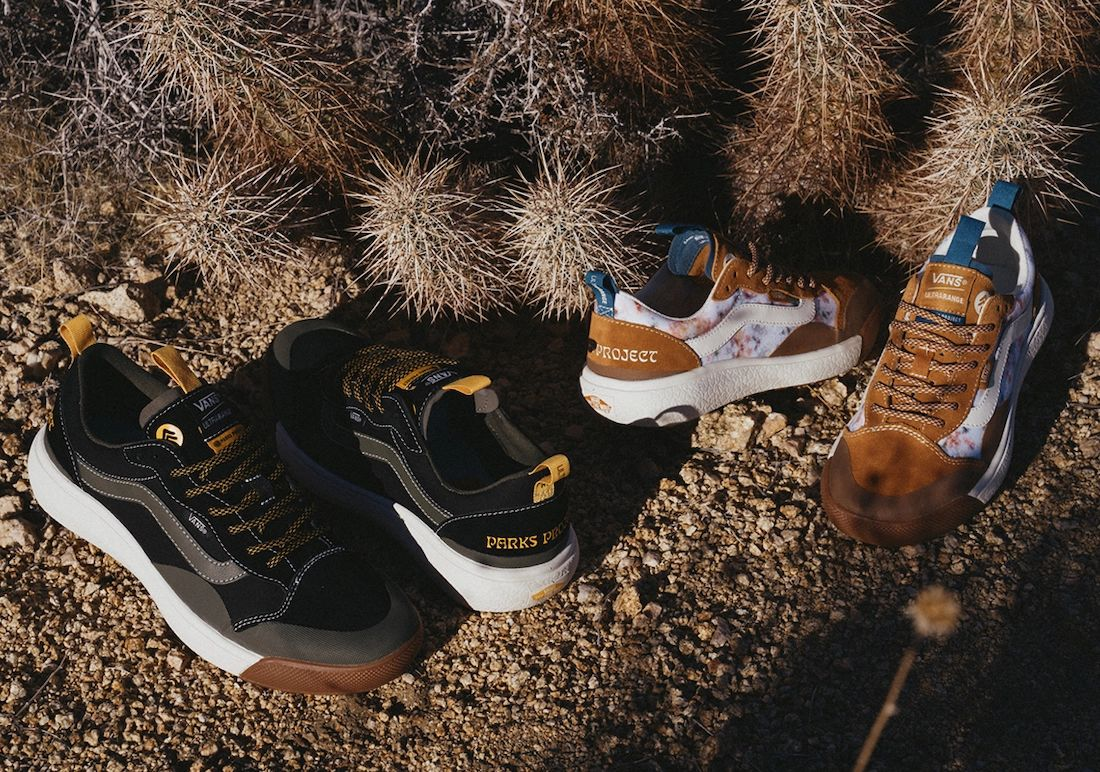 Parks Project Vans Collection Release Date