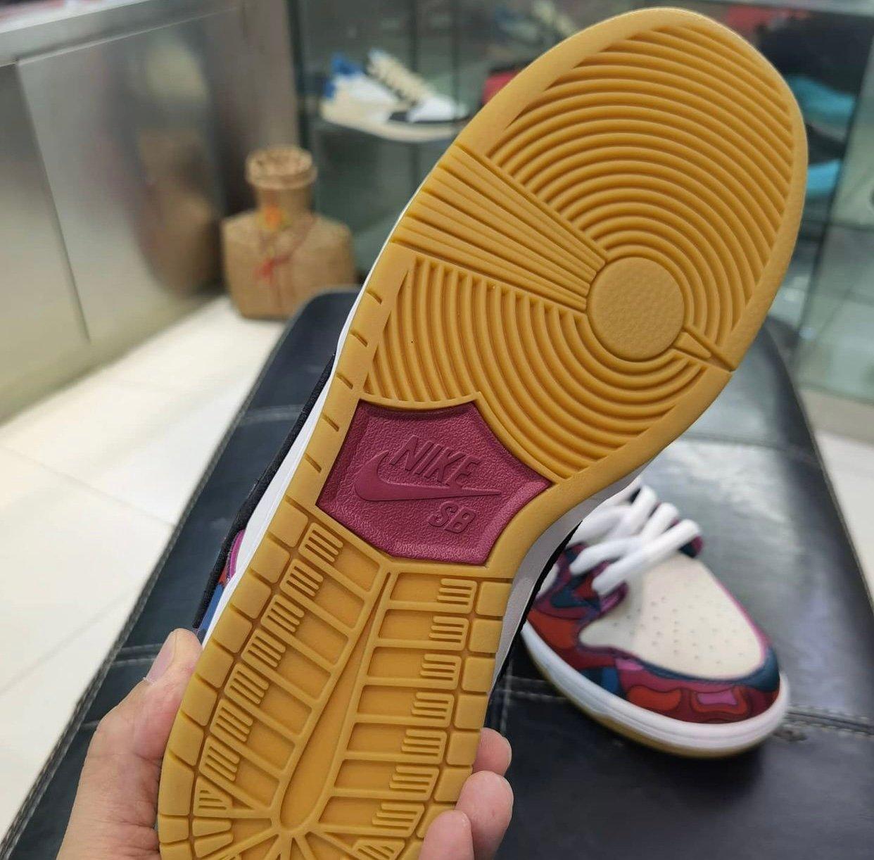 Parra x Nike SB Dunk Low DH7695-102 Release Details