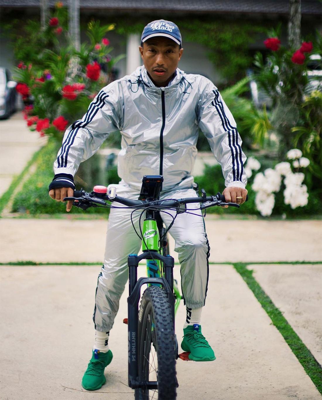 Pharrell adidas Humanrace Sichona Release Date Info