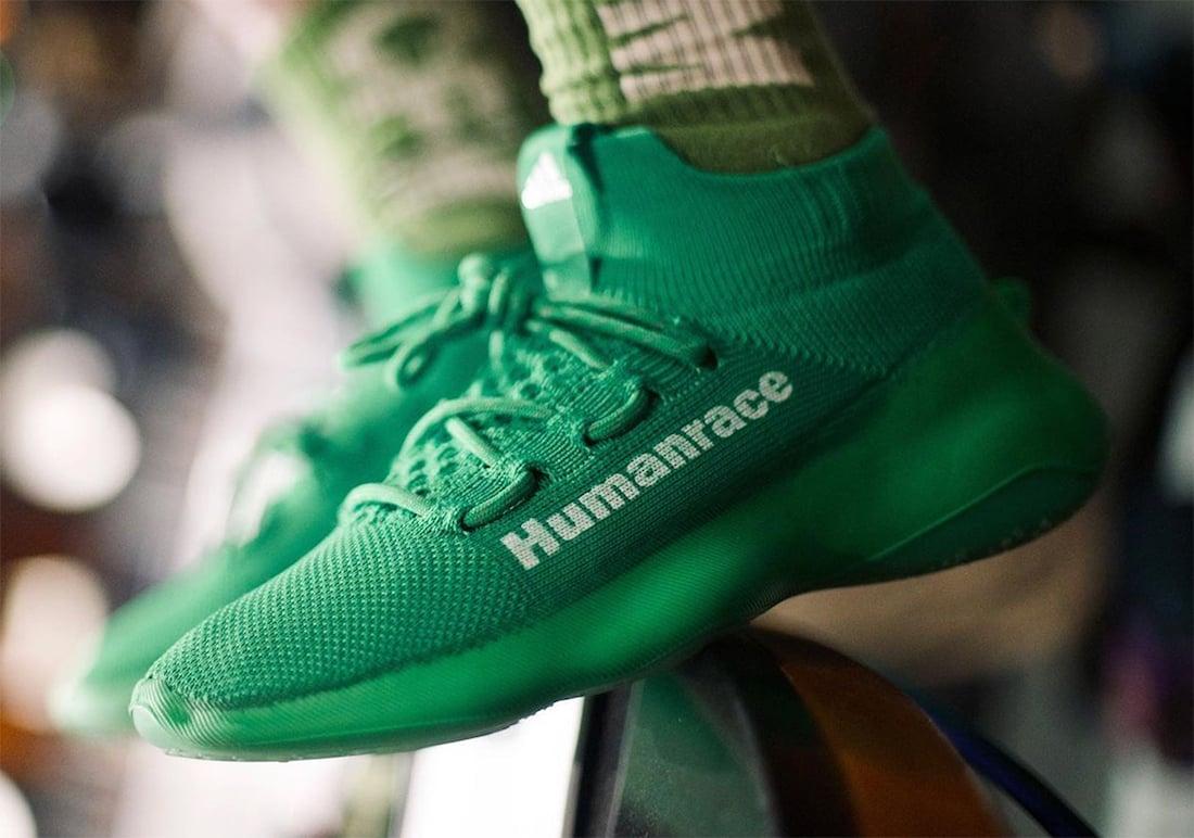 Pharrell adidas Humanrace Sichona