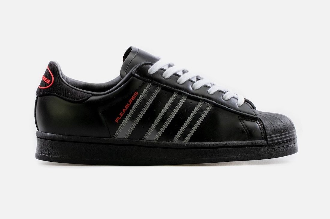 PLEASURES adidas Superstar GY5691