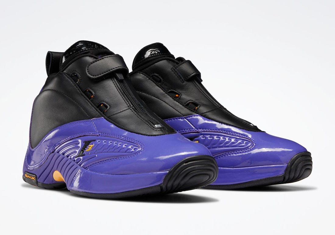 Reebok Answer 4 IV Lakers G55119 Release Date Info