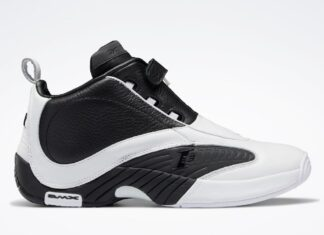 Reebok Answer 4 IV White Black FY9691 Release Date Info
