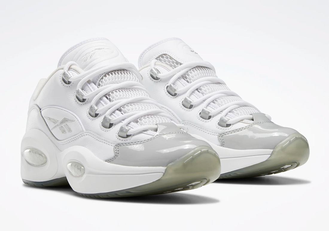 Reebok Question Low Grey Toe GZ0366 Release Date Info | SneakerFiles