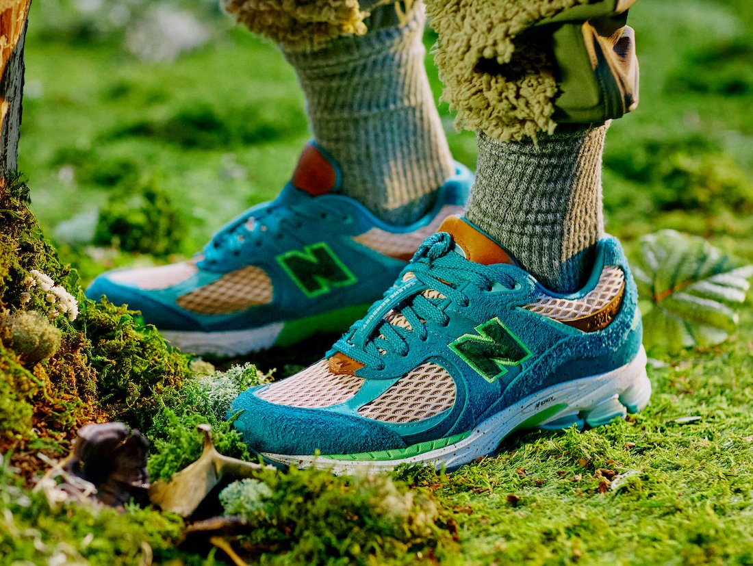 Salehe Bembury New Balance 2002R Water Be The Guide Release Info Price