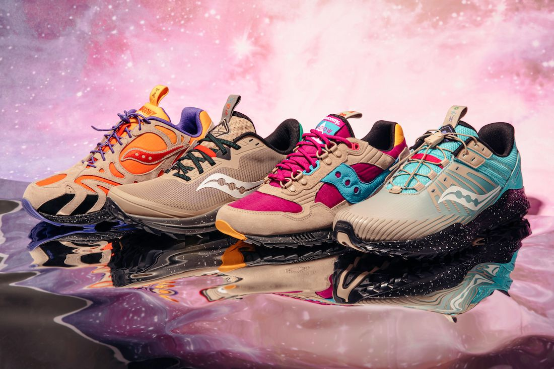 Saucony 'Astrotrail' Pack Inspired by Astrology