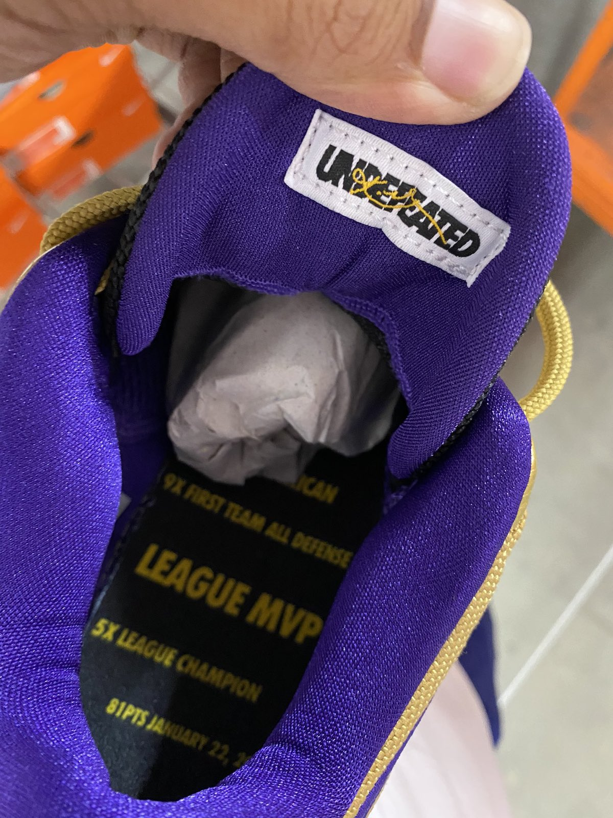 Undefeated Nike Kobe 5 Protro Hall of Fame DA6809-700 Release Info Price