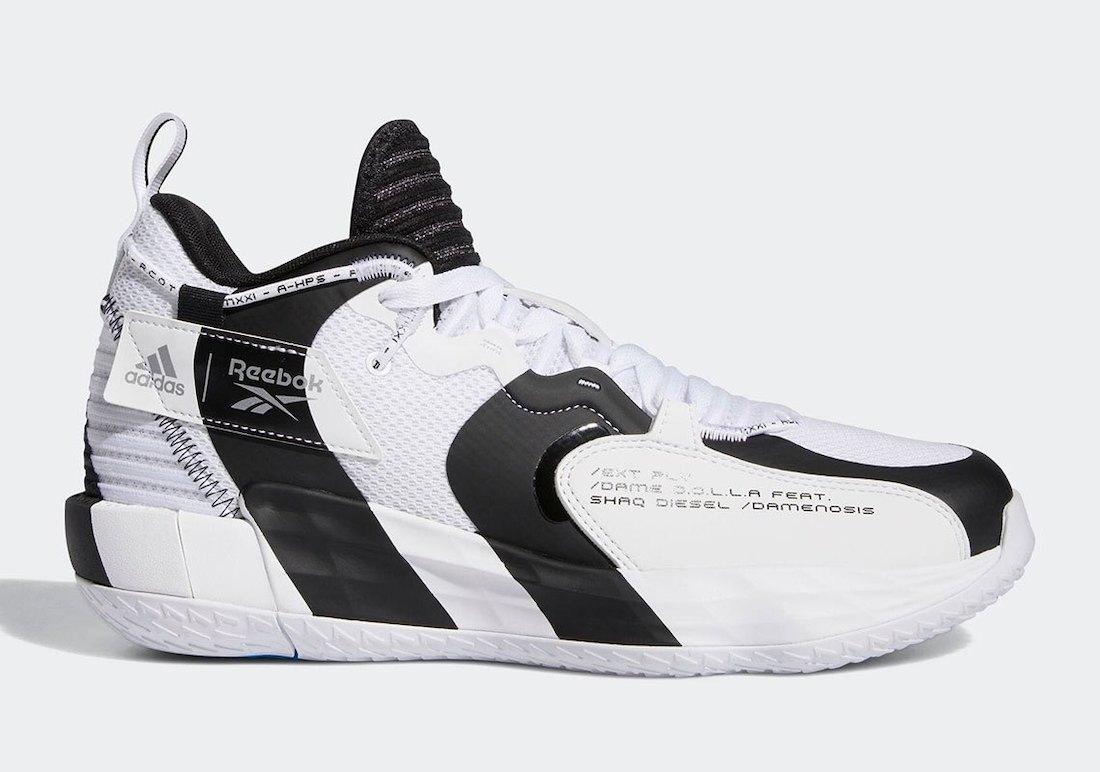 adidas Dame 7 Damenosis GW2804 Release Date Info