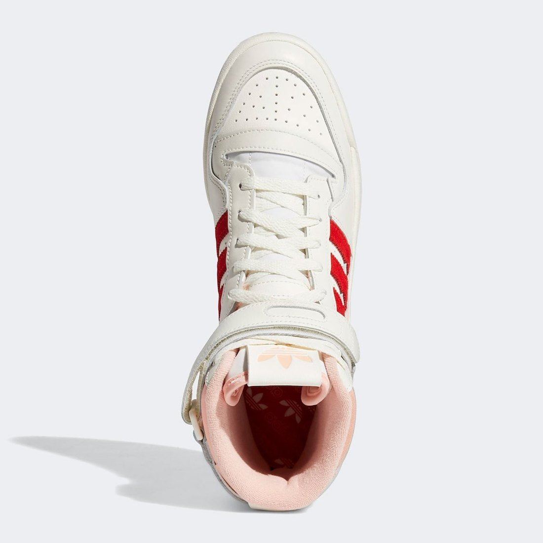 adidas Forum 84 High Pink Glow Vivid Red H01670 Release Date Info