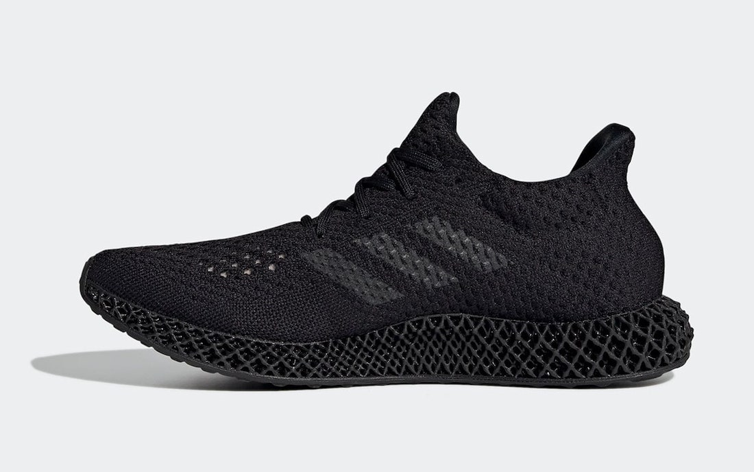 adidas Futurecraft 4D Triple Black Q46228 Release Date Info
