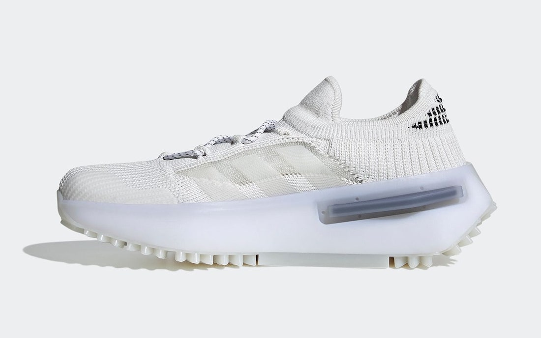 adidas NMD S1 White GZ7900 Release Date