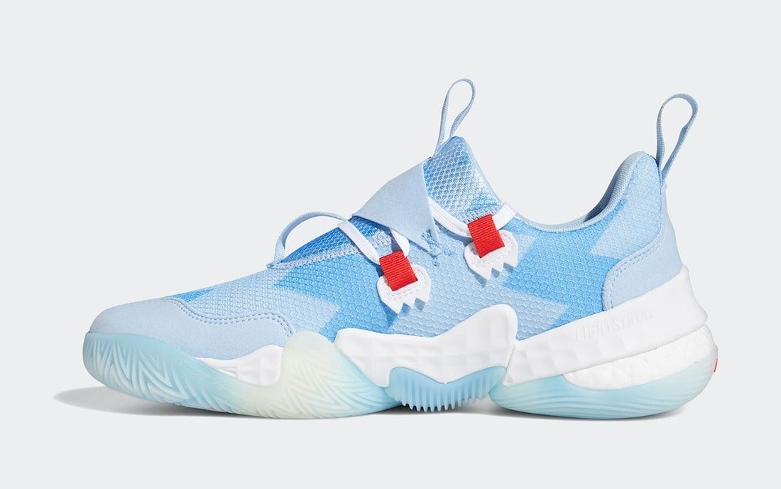 adidas Trae Young 1 Ice Trae Icee H68997 Release Date Info