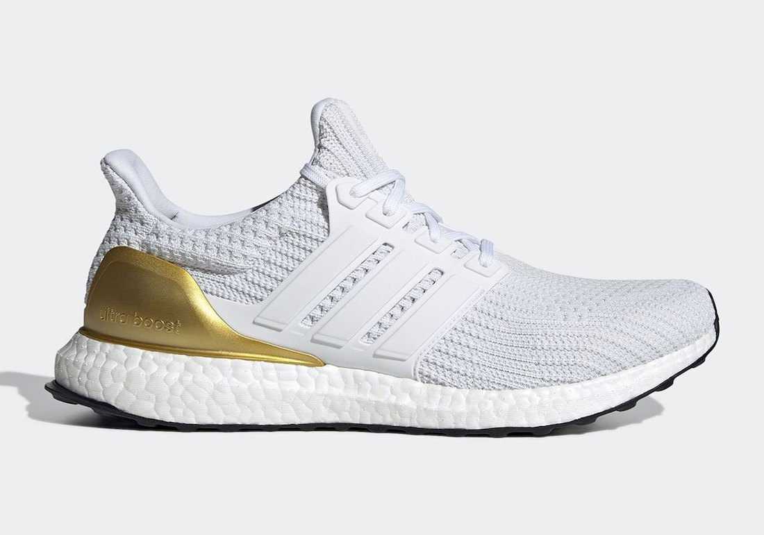 adidas Ultra Boost 4.0 DNA Medal Pack FZ4007 Release Date Info