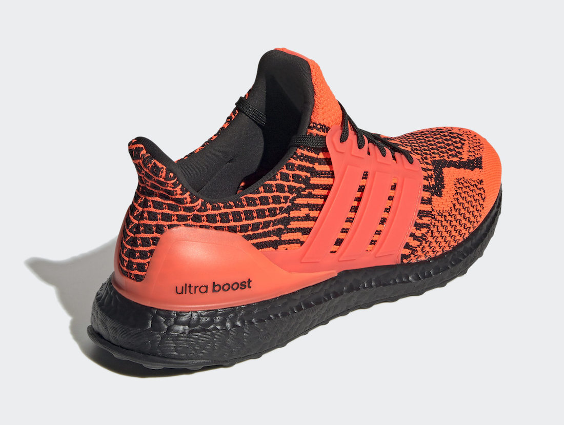adidas Ultra Boost 5.0 DNA Solar Red G54961 Release Date Info