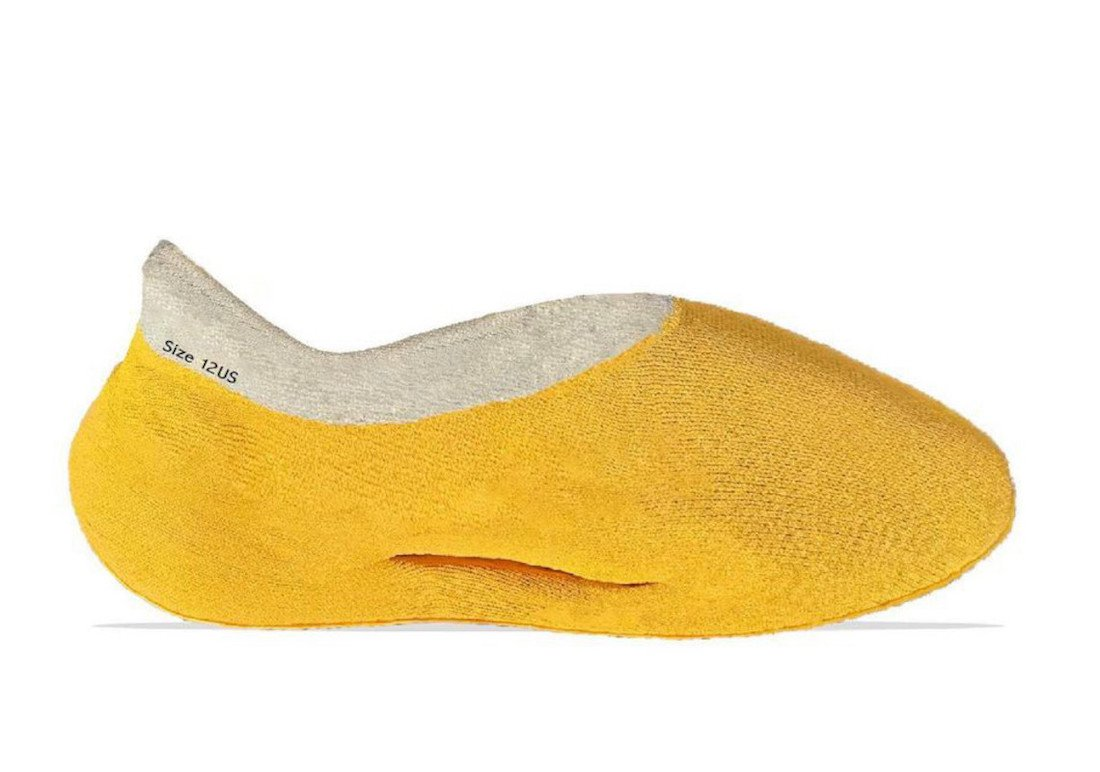 adidas yeezy knit runner case power yellow release date info 1