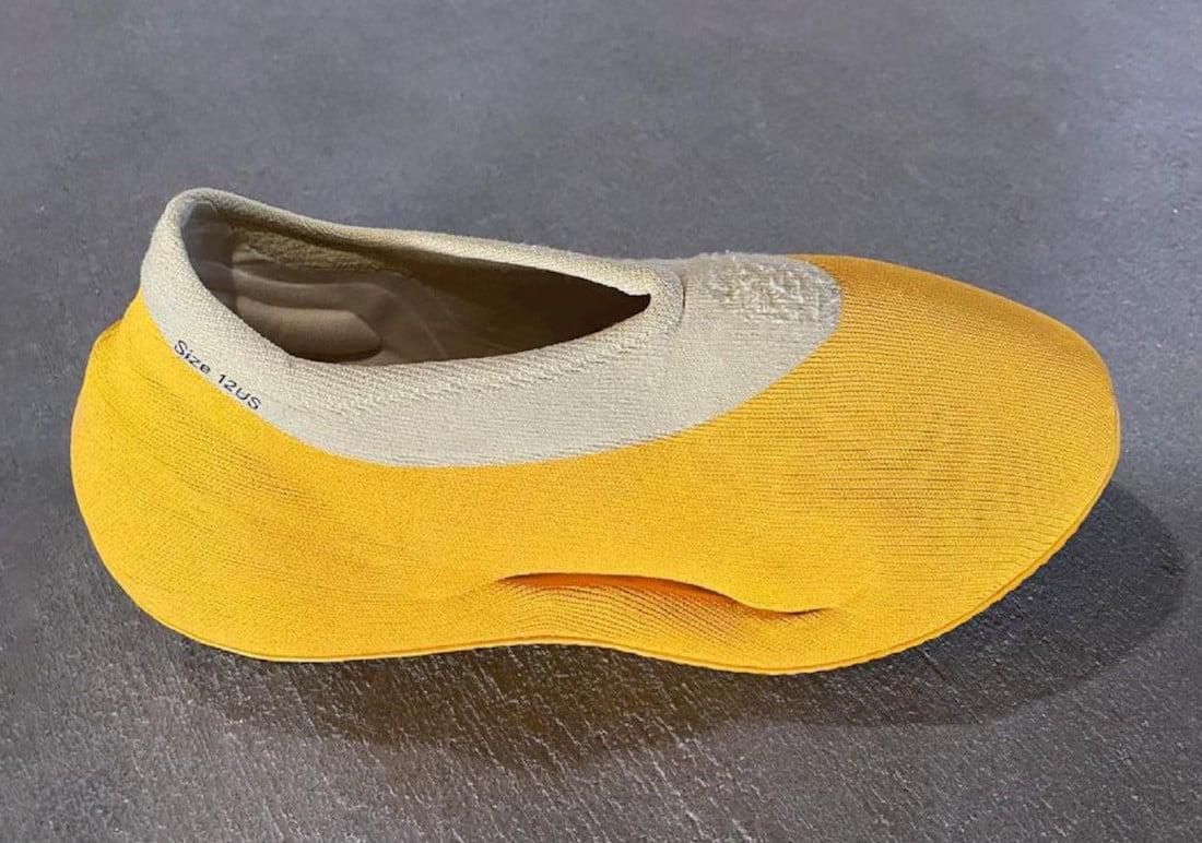 adidas Yeezy Knit Runner Case Power Yellow Release Date Info