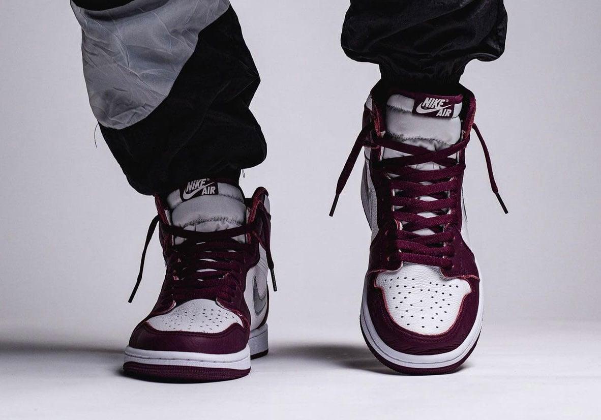 stefan janoski nike shoe store closest to me Bordeaux 555088-611 On-Feet