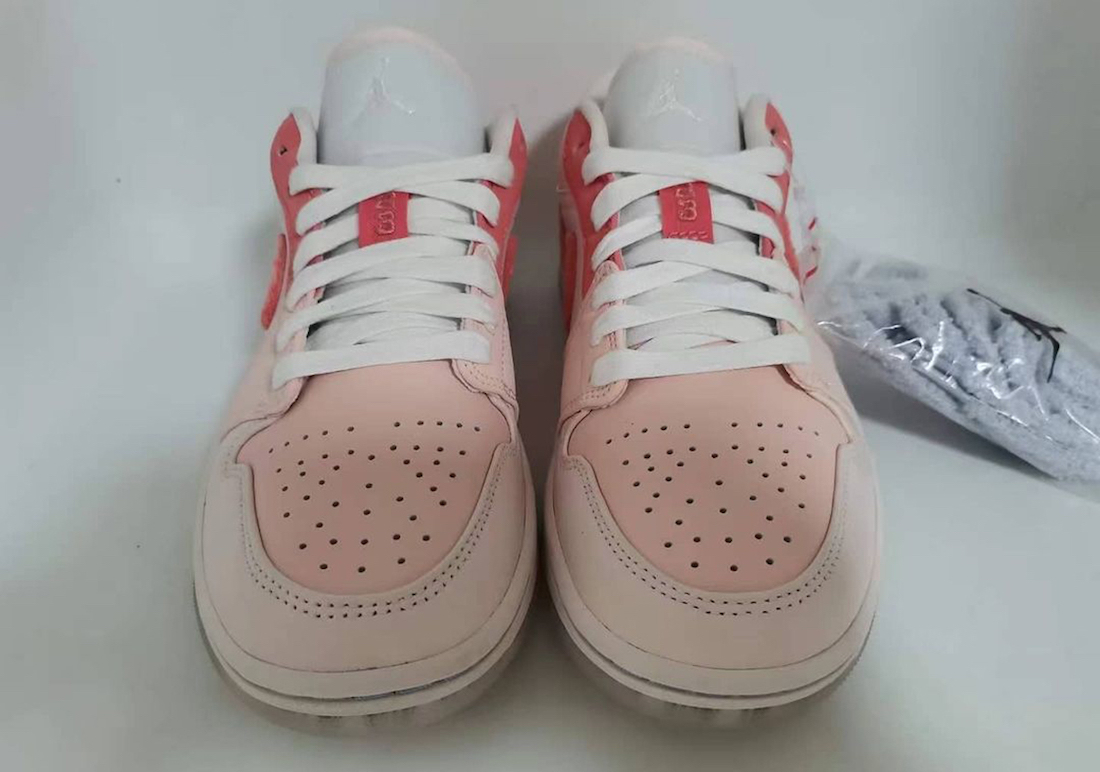 Air Jordan 1 Low Mighty Swooshes Release Date Info