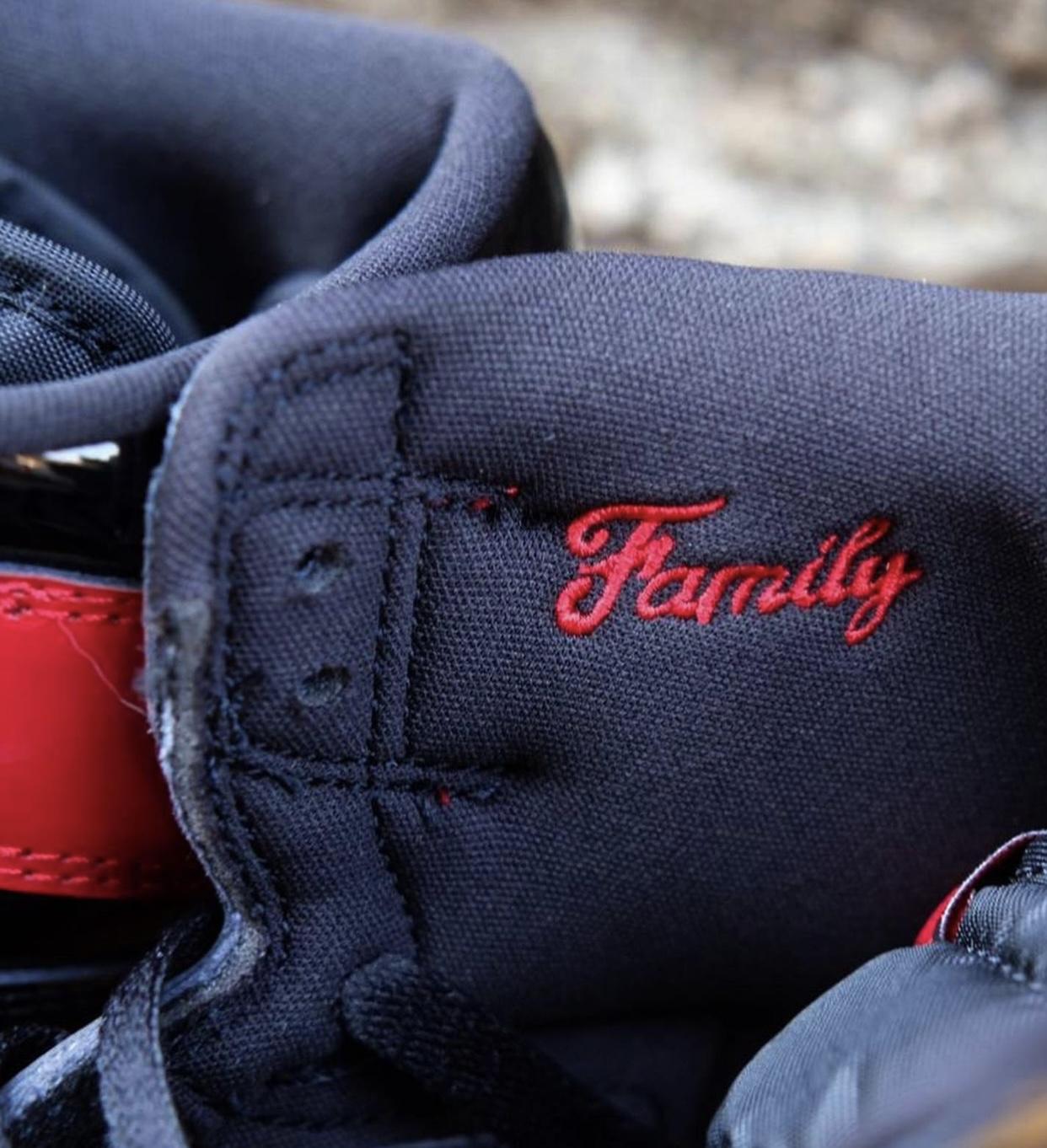 Air Jordan 1 Patent Bred 555088-063 Release Date