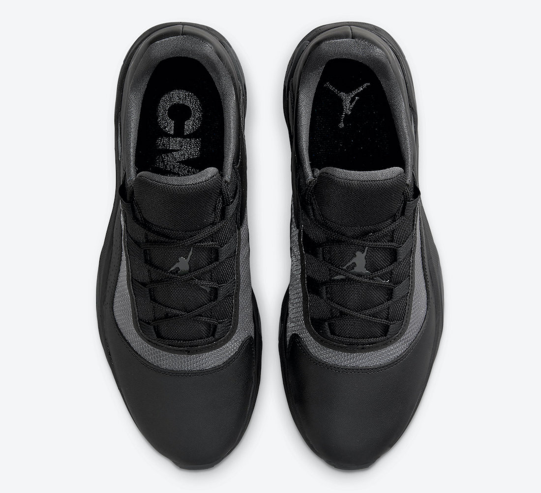Air Jordan 11 CMFT Low Triple Black CW0784-003 Release Date Info