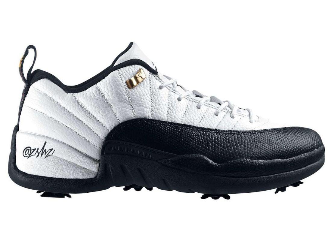 Air Jordan 12 Low Golf Taxi Release Date Info