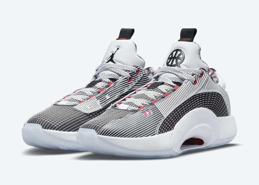 Air Jordan 35 Low Quai 54 DJ2830-106 Release Date Info