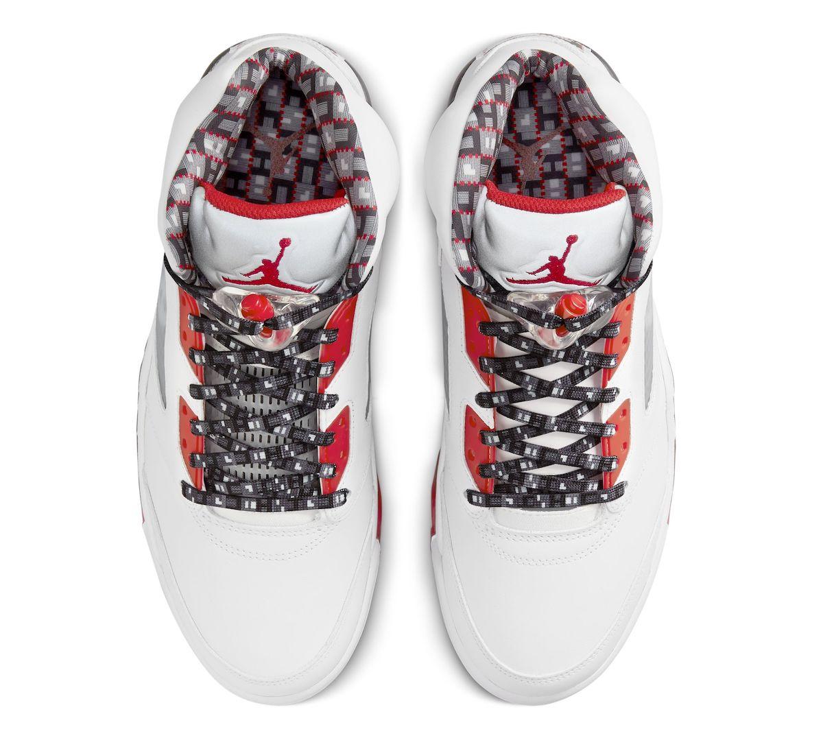 Air Jordan 5 Quai 54 2021 Release Date Info
