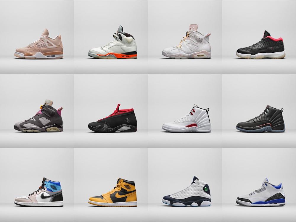 Air Jordan Fall 2021 Collection Release Date Info