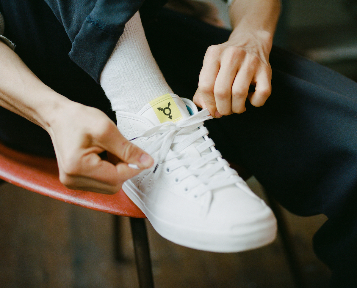 Alexis Sablone Converse Jack Purcell Pride Release Date Info