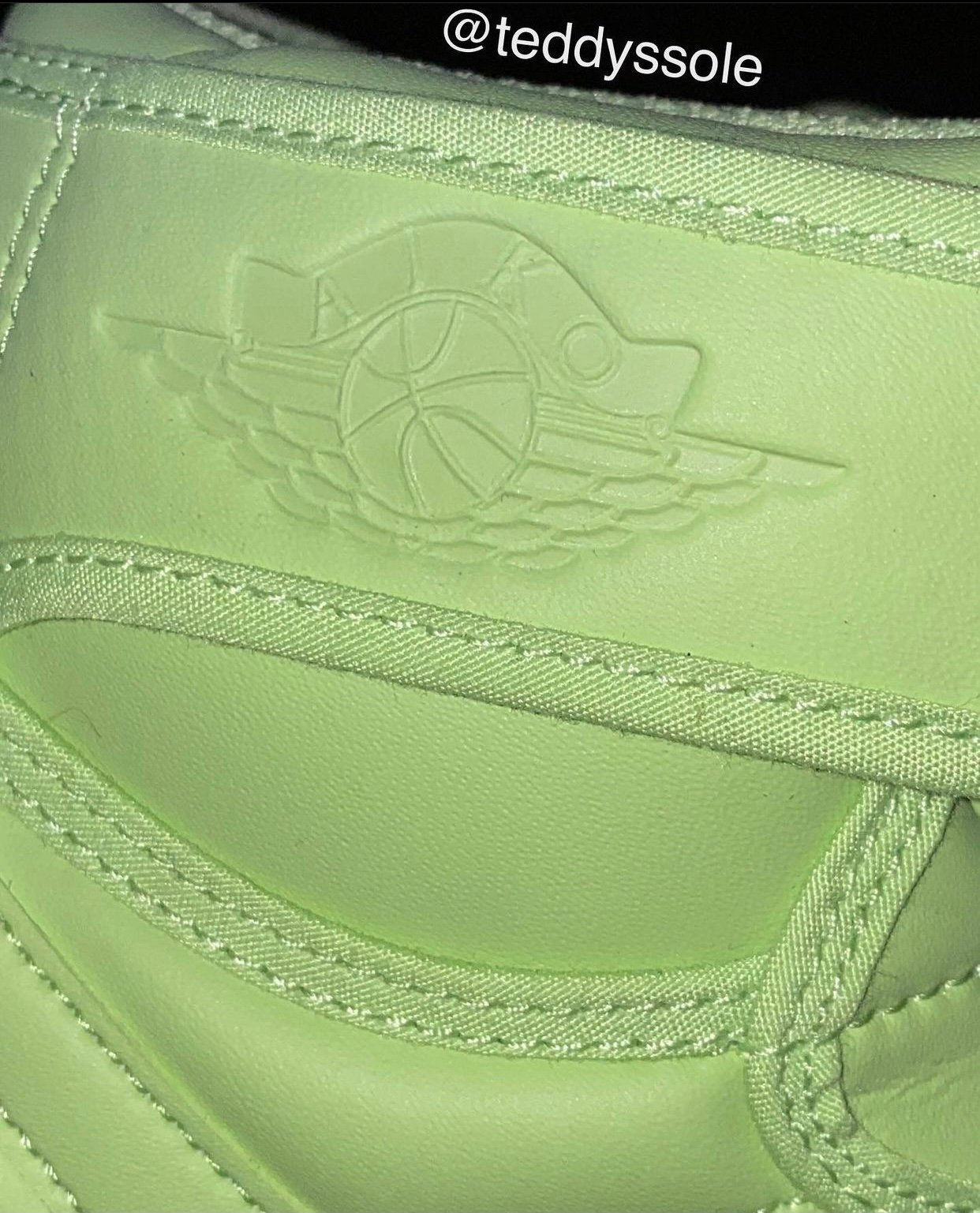 Billie Eilish Air Jordan 1 KO DN2857-330 Release Date