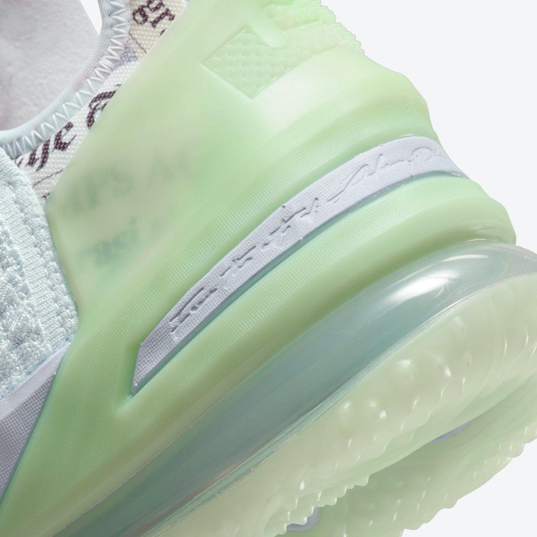 Diana Taurasi Nike LeBron 18 Goat CQ9283-401 Release Date Info