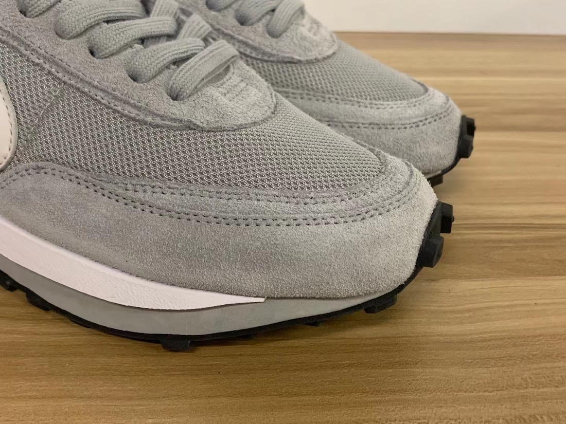 Fragment Sacai Nike LDWaffle Wolf Grey DH2684-001 Release Date