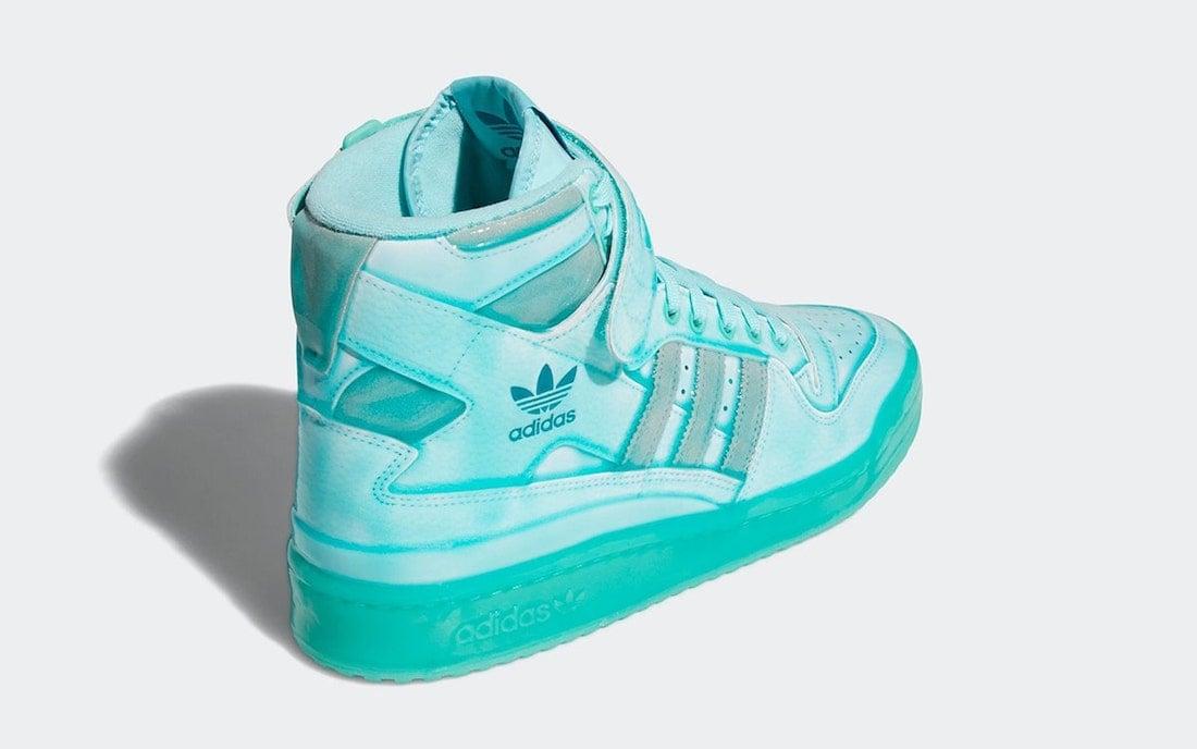 Jeremy Scott adidas Forum Hi Dipped G54993 Release Date Info