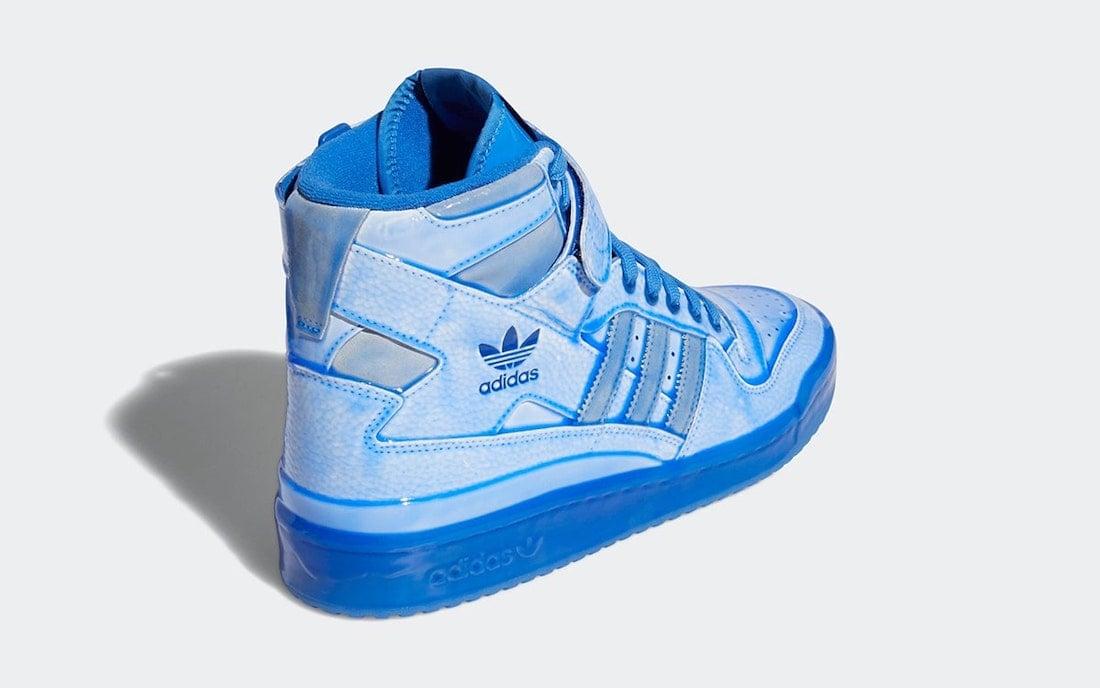 Jeremy Scott adidas Forum Hi Dipped G54995 Release Date Info