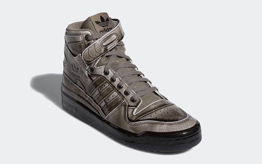 Jeremy Scott adidas Forum Hi Dipped G54999 Release Date Info