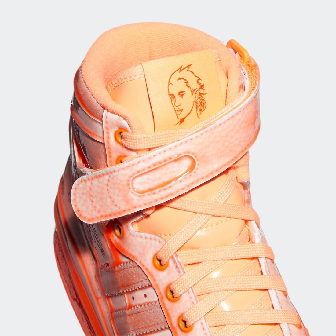 Jeremy Scott adidas Forum Hi Dipped Q46124 Release Date Info