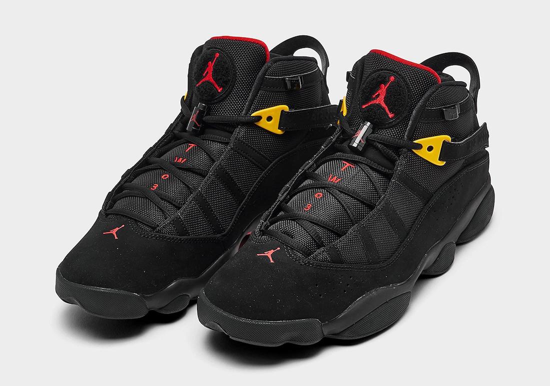 Jordan 6 Rings Last Shot 322992-065 Release Date Info