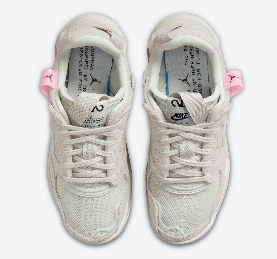 Jordan MA2 WMNS Light Bone Pink CW5992-003 Release Date Info