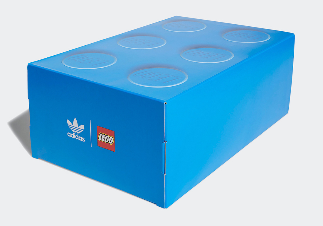 LEGO adidas Superstar GW5270 Release Date