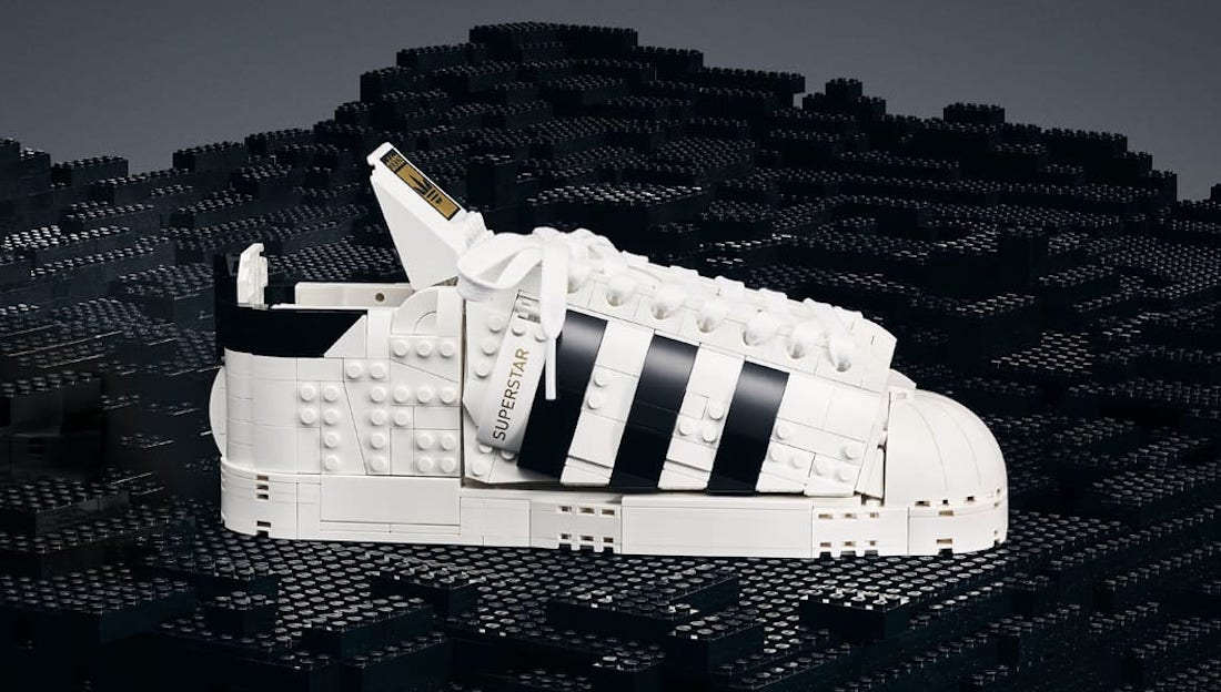 LEGO adidas Superstar Release Date Info