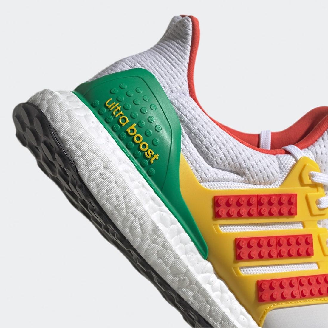 LEGO adidas Ultra Boost DNA FZ3983 Release Date Info